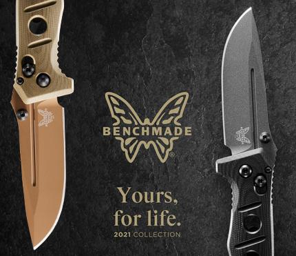 Benchmade Messer 2021 bei Messerworld