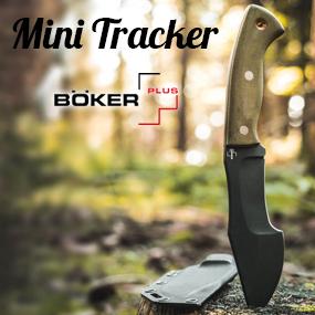 Mini Tracker Boker plus