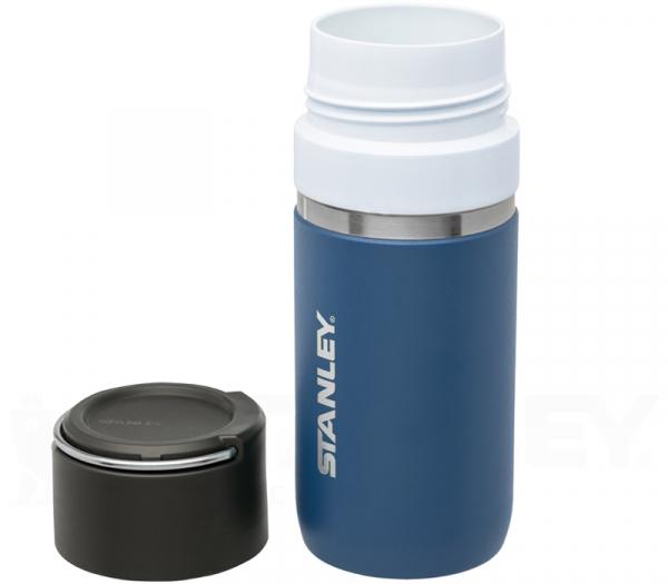Go Isolierflasche Ceranivac Blau 473 ml