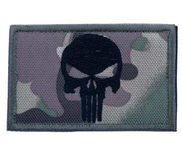 Punisher Camouflage Patch