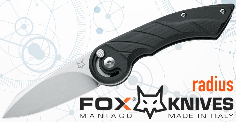 Fox Radius Messer