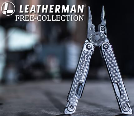 Leatherman free multitools
