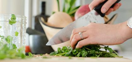 Kochmesser, küchenmesser
