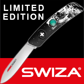 Swiza Limited Taschenmesser