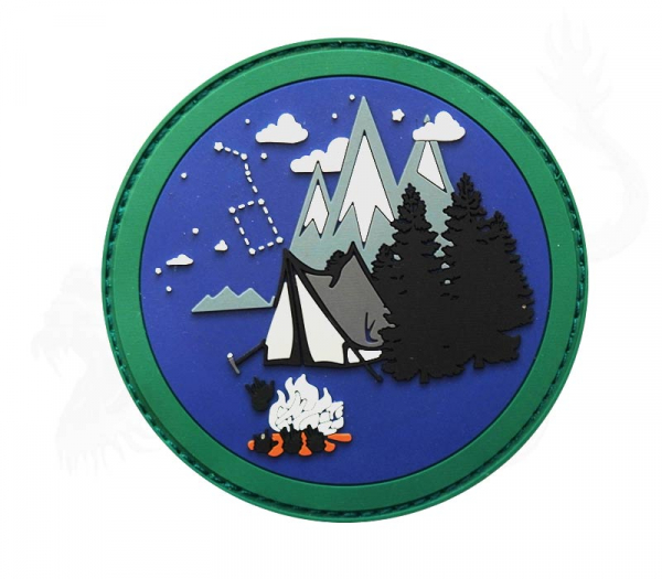 Bushcraft Limited Patch