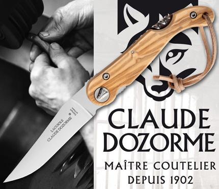Claude Dorzorme Messer