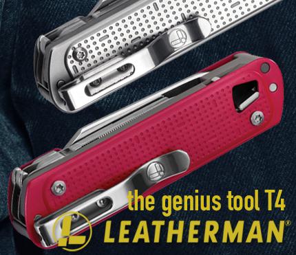 Leatherman T4
