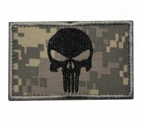 Punisher Patch Pixeltarn