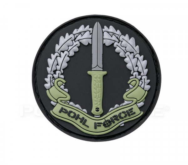 Romeo 3D Rubber Patch