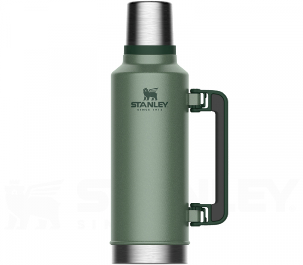 Classic-Isolierflasche green 1,9 l