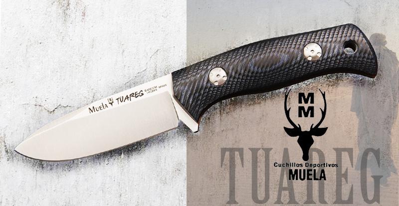 Muela tuareg Messer