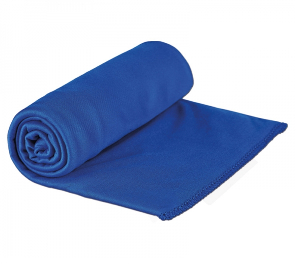 Outdoor Handtuch Pocket Towel M Blue