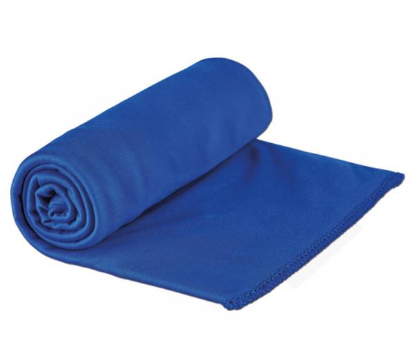 Outdoor Handtuch Pocket Towel M Blue