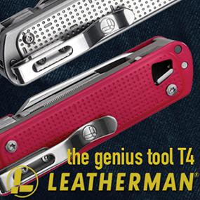 leatherman t4 tool