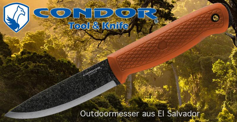 Condor Messer aus El Salvador
