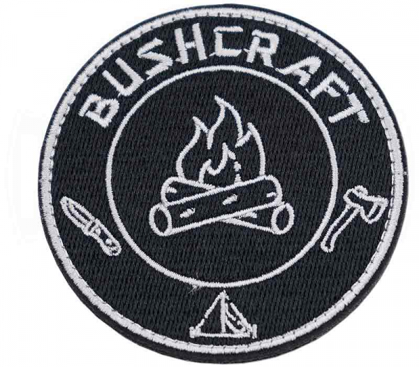 Bushcraft Patch Outdoor