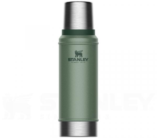 Classic Isolierflasche 0,75 l grün