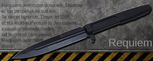 Requiem Messer