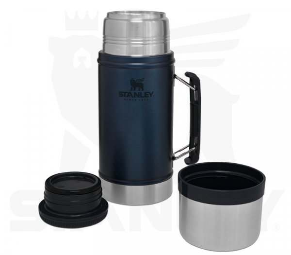 Stanley Classic Food Container Navy Blue