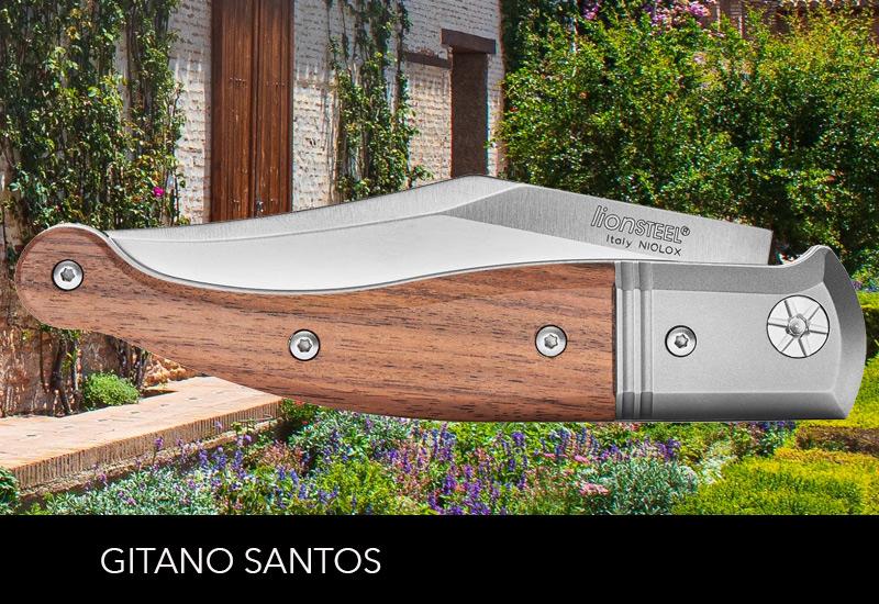 LionSteel Gitano Santos Spain