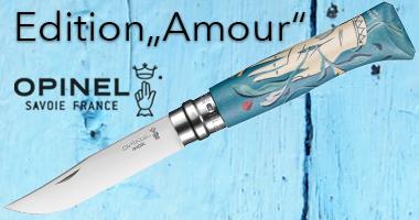 Opinel Sondermodelle Edition Amor