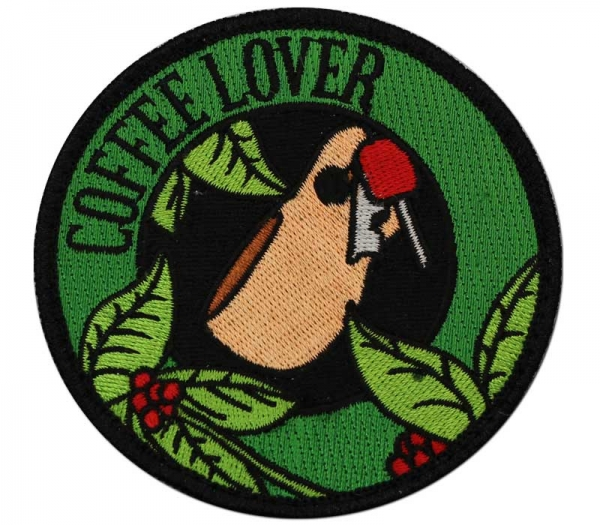 Coffee Lover Patch