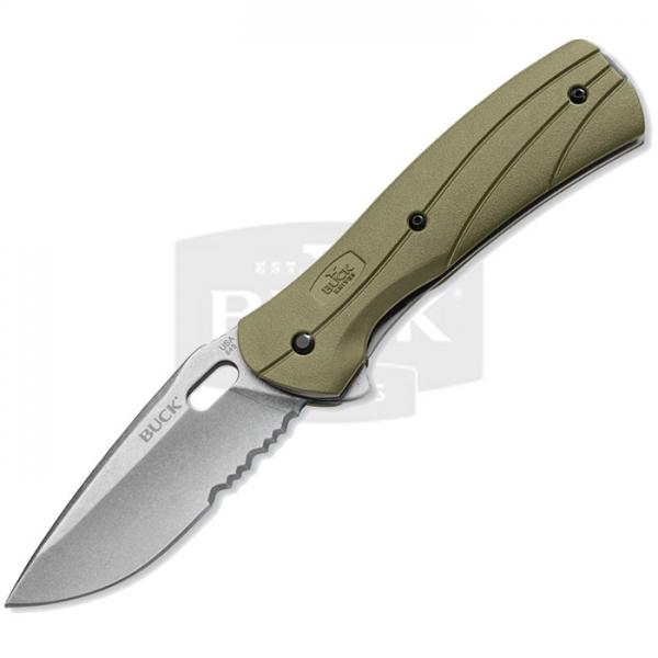 Vantage Force Select Einhandmesser olivgrün