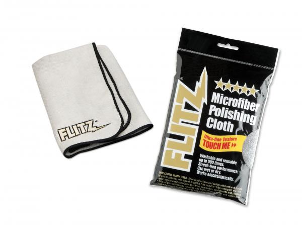 FLITZ Microfiber Poliertuch