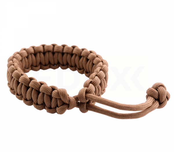 EDCX Mad Max Armband in coyote/braun