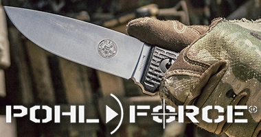 Pohl Force Elite Messer