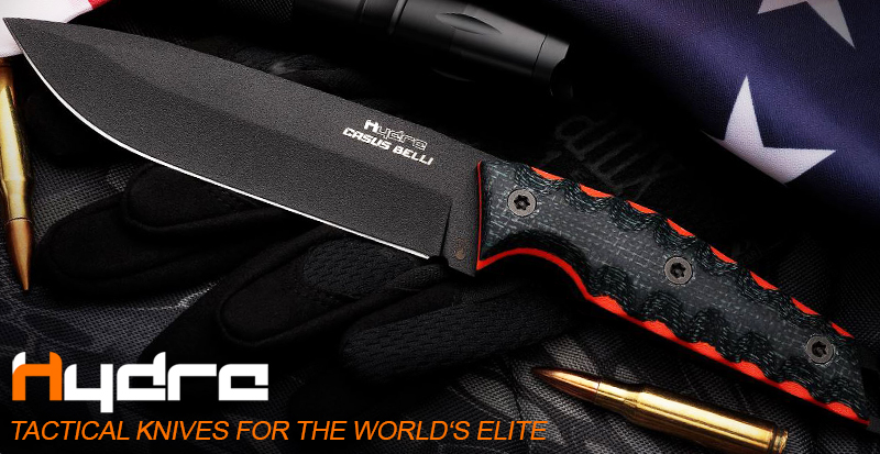 hydra tactical knives spanien