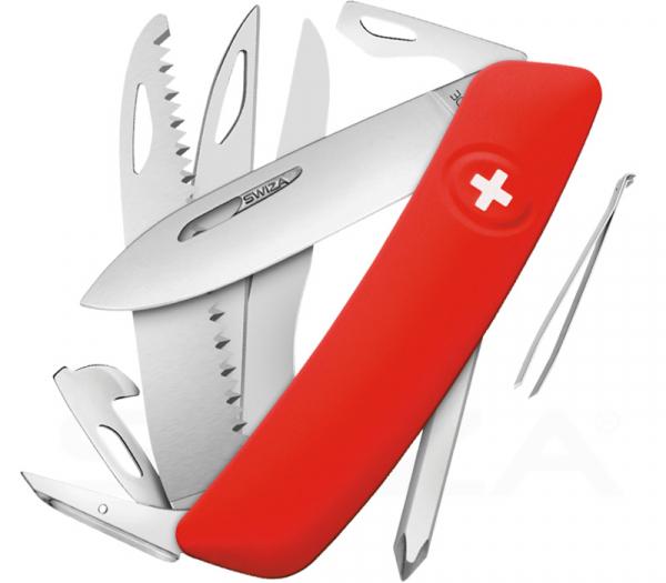 Schweizer Taschenmesser mit Kreuzschraubendreher