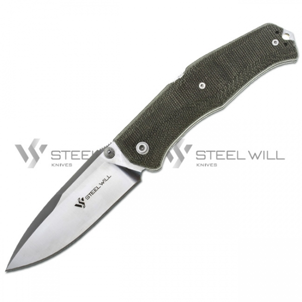 Steel Will GEKKO 1550 Green