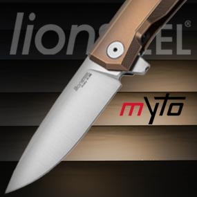 lionsteel myto taschenmesser