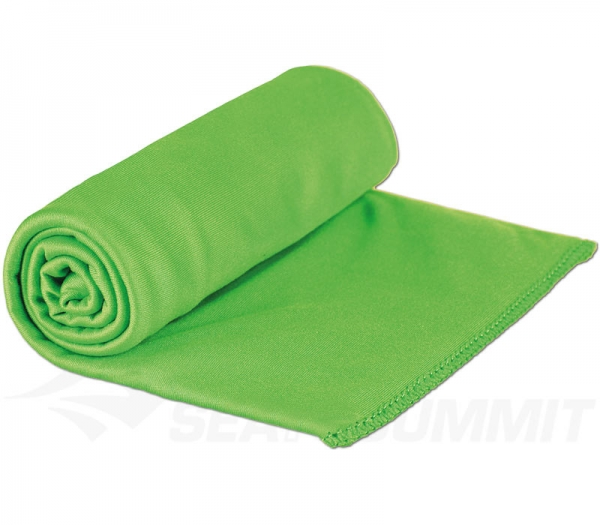 Outdoor Handtuch Pocket Towel M Green
